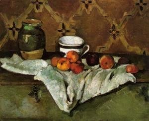 Paul Cezanne - Still Life I