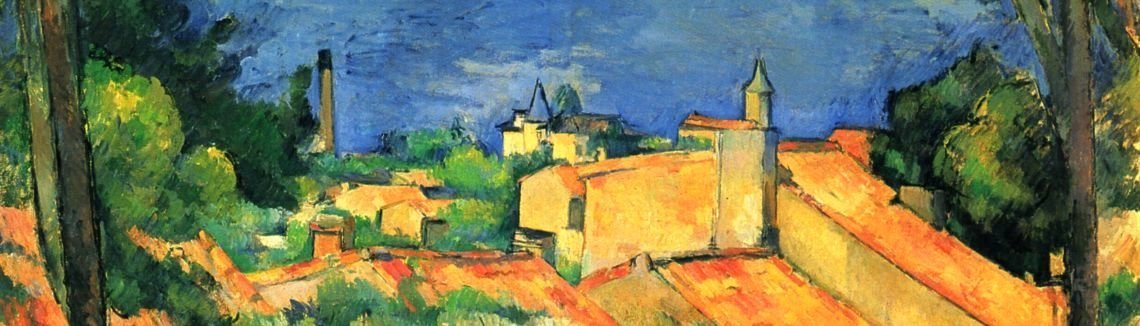 Paul Cezanne - L'Estaque 2