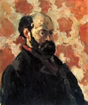 Paul Cezanne - Self-portrait 1875