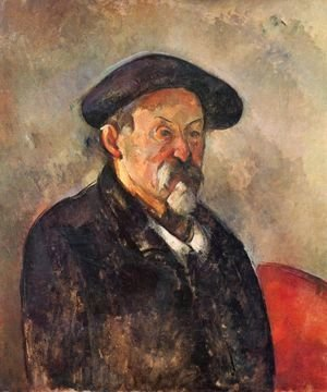 Self-portrait with Beret