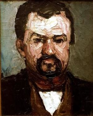Paul Cezanne - Uncle Dominic
