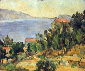 Paul Cezanne - The Estate