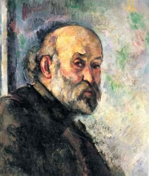 Paul Cezanne - Self Portrait 4