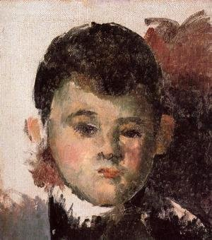 Portrait of the Artist's Son