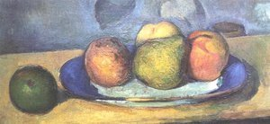Paul Cezanne - Still life 2