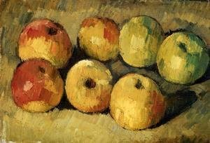 Paul Cezanne - Apples