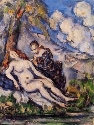 Paul Cezanne - Bathsheba