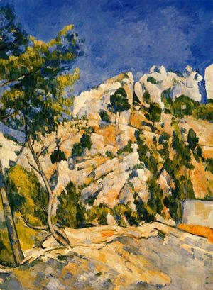 Paul Cezanne - Bottom Of The Ravine