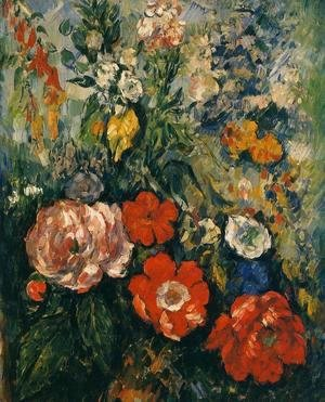 Paul Cezanne - Bouquet Of Flowers