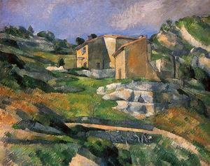 Houses In Provence   The Riaux Valley Near L Estaque