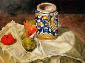 Paul Cezanne - Italian Earthenware