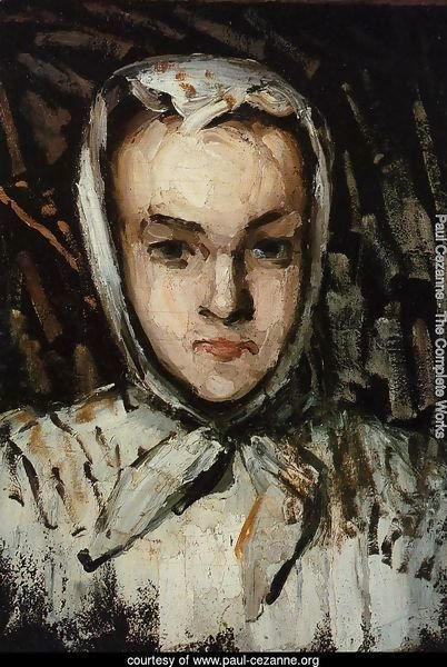 Marie Cezanne  The Artists Sister
