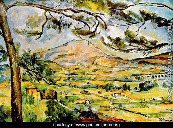 Mont Sainte Victoire (Courtauld)