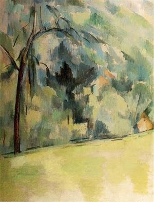 Paul Cezanne - Morning In Provence