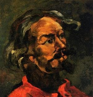 Paul Cezanne - Portrait Of Achille Emperaire