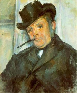 Paul Cezanne - Portrait Of Henri Gasquet