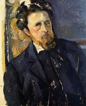 Paul Cezanne - Portrait Of Joachim
