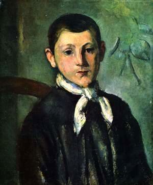 Paul Cezanne - Portrait Of Louis Guillaume