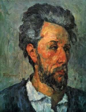 Paul Cezanne - Portrait Of Victor Chocquet