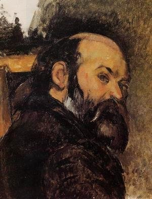 Paul Cezanne - Self Portrait3