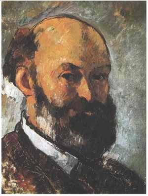 Paul Cezanne - Self Portrait5