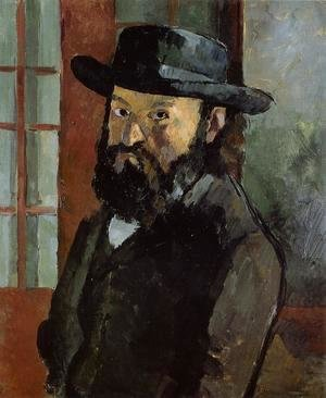 Paul Cezanne - Self Portrait6