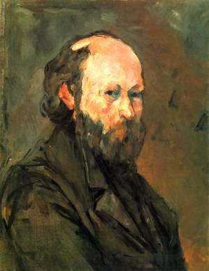 Paul Cezanne - Self Portrait7