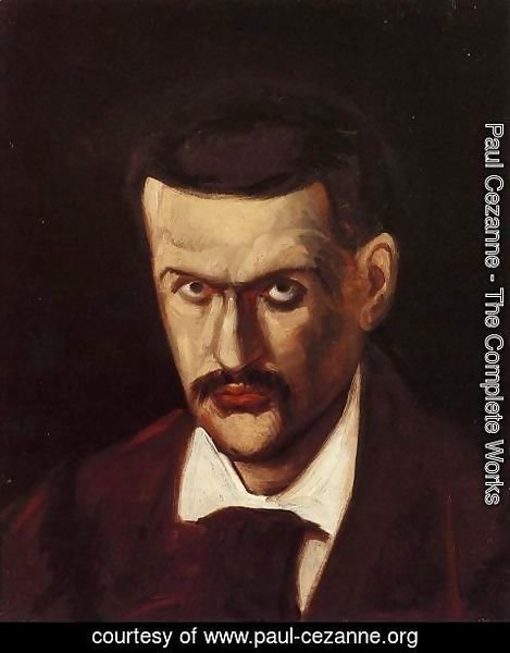 Paul Cezanne - Self Portrait9