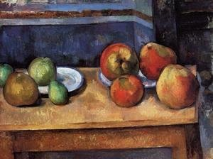 Paul Cezanne - Still Life   Apples And Pears