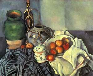 Still Life With Apples4