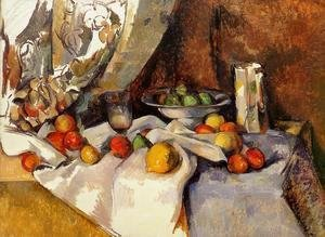 Paul Cezanne - Still Life With Apples5