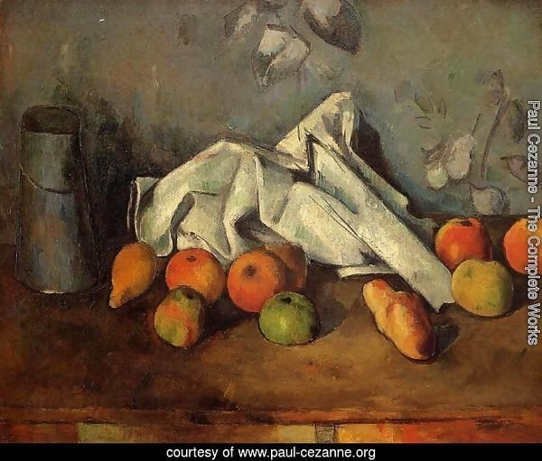 the life and works of paul cezanne The paintings of paul cézanne is an online catalogue raisonné of all known paintings by the artist still life, and bather the works are numbered chronologically within each theme sorting the catalogue by date will integrate all the works chronologically.