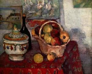 Still Life With Soup Tureen