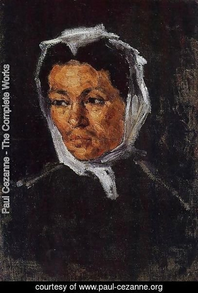 Paul Cezanne - The Artists Mother