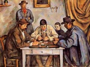 The Card Players2