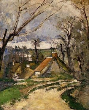 The Cottages Of Auvers