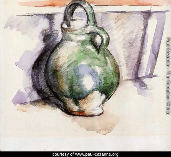 The Green Pitcher