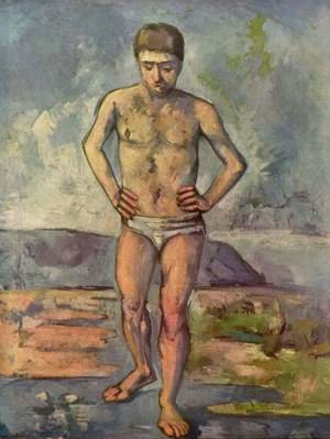 The Large Bather