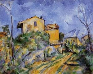 Paul Cezanne - The Maison Maria