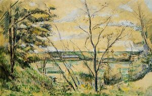 Paul Cezanne - The Oise Valley2