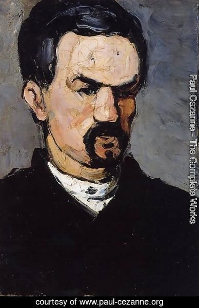 Paul Cezanne - Uncle Dominique2