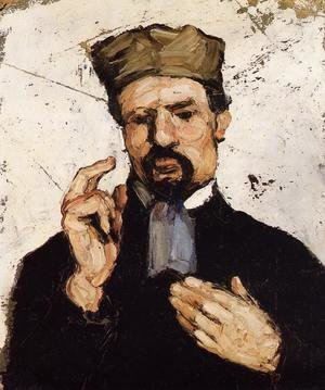 Paul Cezanne - Uncle Dominique As A Lawyer