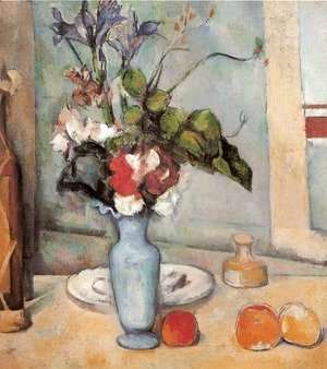 Paul Cezanne - Blue Vase